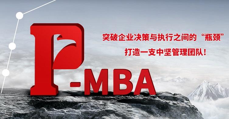 P-MBA管理项目班